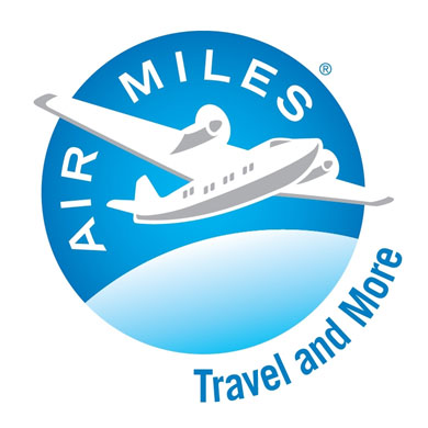 Air Miles Logo white