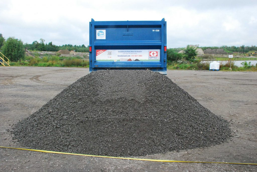 How Much Does A Yard Of Gravel Weigh >> How Does It Measure Up Greely Sand Gravel Inc