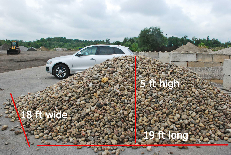 how does it measure up greely sand gravel. Black Bedroom Furniture Sets. Home Design Ideas