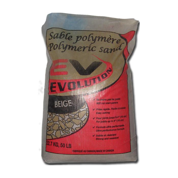 Beige EV Polymeric Sand