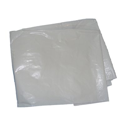Image of a white tarp from Greely Sand & Gravel