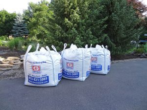 Cubic Yards Of Dirt Yard Calculator Bagged Mulch