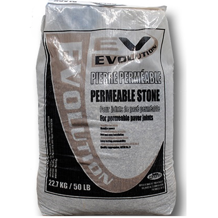 Stone for Permeable Paver Joints
