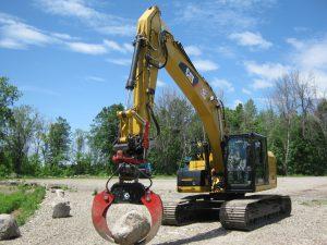 Excavator rentals Ottawa