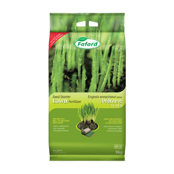 Seed Starter Lawn Fertilizer