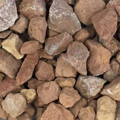Greely Sand & Gravel Crushed Red Brick Chips