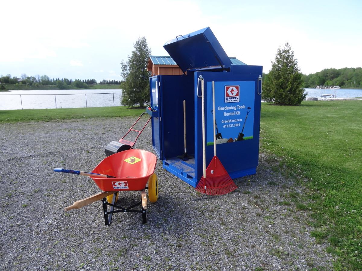 Lawn Garden Tool Rental Kit In Ottawa Rent Tools In Ottawa