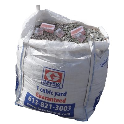 Greely Sand & Gravel Greely's DisposaBag Waste Pickup