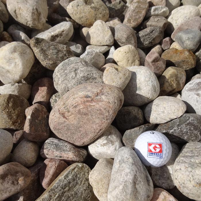 """1""""-4"""" Renfrew River Rock"""