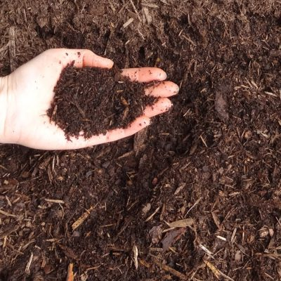 Greely Sand & Gravel Shredded Pine Mulch
