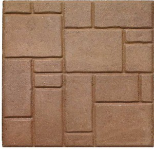 Random Brick Sahara